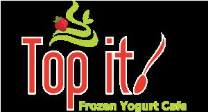 Top It Frozen Yogurt Cafe logo