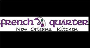 French Quarter New Orleans Kitchen logo