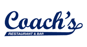 Coach's Restaurant & Bar logo