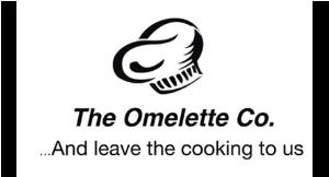The Omelette Co. logo