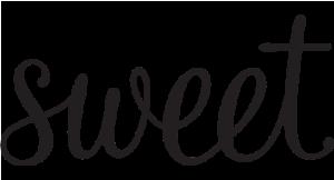 Sweet logo