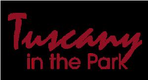 Tuscany in The Park logo