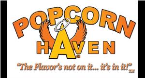 Popcorn Haven logo