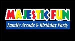 Majestic Fun logo
