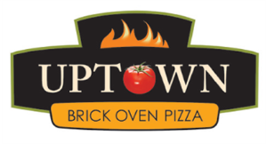 Uptown Brick Oven Pizza logo
