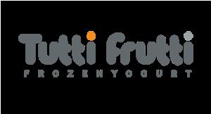 Tutti Frutti Frozen Yogurt logo