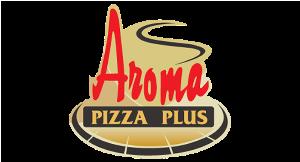 Aroma Pizza Plus logo