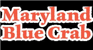 Maryland Blue Crab logo