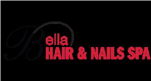 Bella Hair & Nails Spa logo