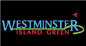 Westminster Island Green logo