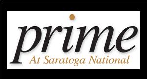 Prime at Saratoga National logo