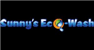 Sunny's Eco-Wash logo