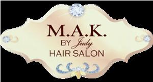 M.A.K. By Judy Hair Salon logo