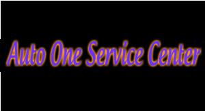Auto One Service Center logo
