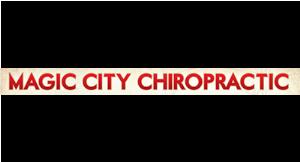 Magic City Chiropractic and Wellness logo