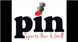 Pin Sports Bar & Grill logo