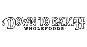 Down to Earth Wholefoods logo