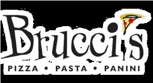 Brucci's Pizza logo