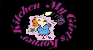 My Girl's Korner Kitchen logo