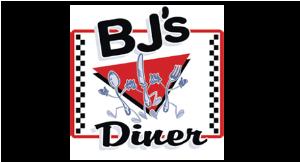 BJ's Diner logo