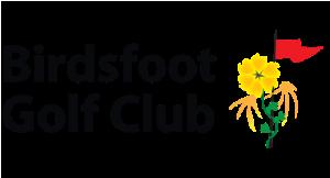 Birdsfoot Golf Club logo