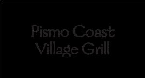 Pismo Coast Village Grill logo
