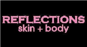 Reflections Skin + Body logo
