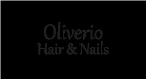 Oliverio Hair and Nails logo