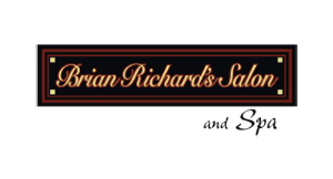 Brian Richard's Salon logo