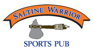 Saltine Warrior Sports Pub logo