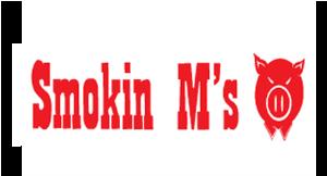 Smokin M's logo