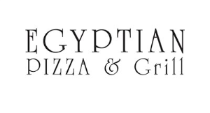 Egyptian Pizza & Grill logo