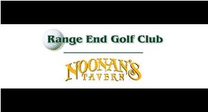 Range End Golf Club logo