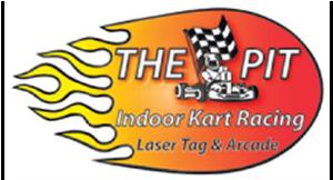 The Pit - Indoor Kart Racing logo