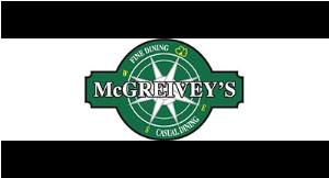 Mcgreivey's Restaurant logo