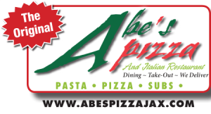 Abe's Pizza logo