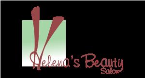 Helena's Beauty Salon logo