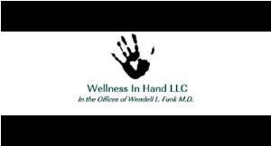 Wellness in Hand logo