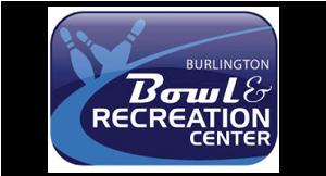 Burlington Bowl & Recreation Center logo