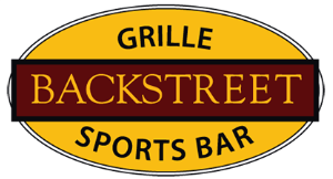 Backstreet Grille Sports Bar logo