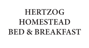 Hertzog Homestead Bed & Breakfast, Ephrata Pa logo