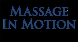 Massage in Motion logo