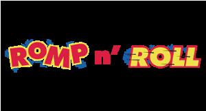 Romp N Roll logo