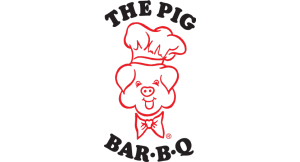 The Pig Bar-B-Q logo