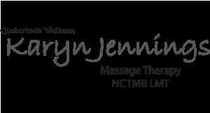 Karyn Jennings Massage Therapy logo