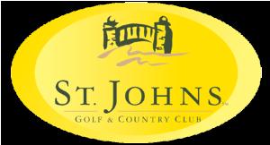 St. Johns Golf & Country Club logo