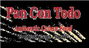 Pan Con Todo Cuban Cafe Authentic Cuban Food logo