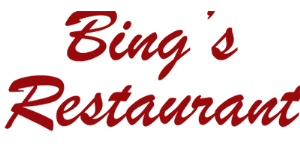Bing's Restaurant logo