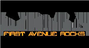 First Avenue Rocks logo