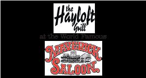 The Hayloft Grill at The Maverick Saloon logo